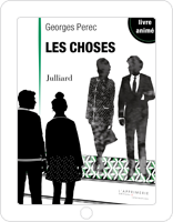Les choses - ebook interactif