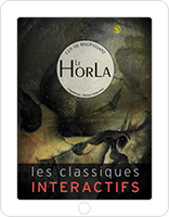 Le Horla - Ebook interactif